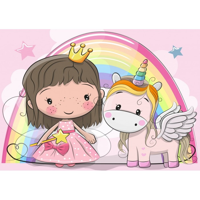 The Unicorn and The Princess