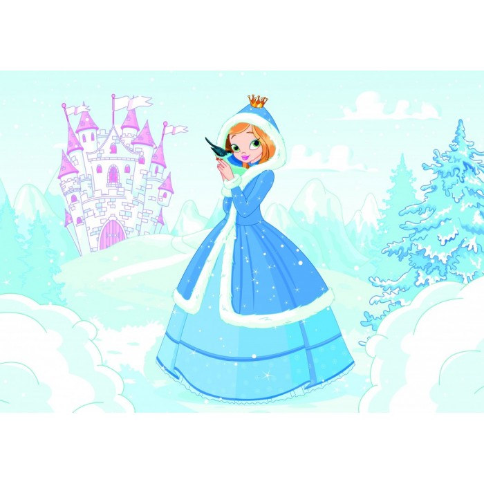 Princess in the Snow
