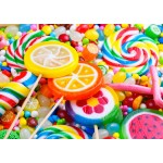 Puzzle  Bluebird-Puzzle-70379 Colorful Lollipops