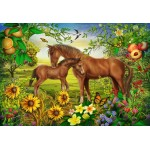 Puzzle  Bluebird-Puzzle-70382 Spirit of Summer