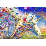Puzzle  Bluebird-Puzzle-70397 Unicorn Dream