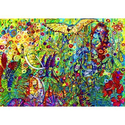 Puzzle Bluebird-Puzzle-70409 The Rainforest