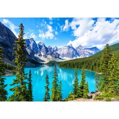 Puzzle Bluebird-Puzzle-70436 Moraine Lake in Banff National Park