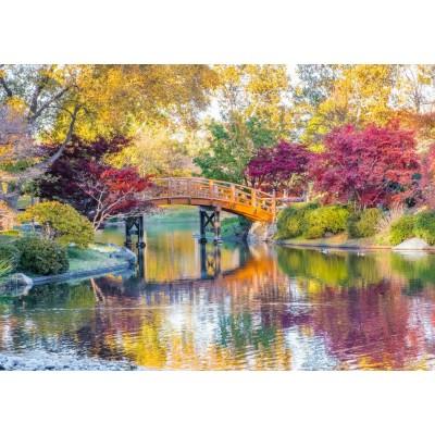 Puzzle Bluebird-Puzzle-70444 Midwest Botanical Garden