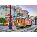 Puzzle  Bluebird-Puzzle-70448 Tramway, New Orleans, USA