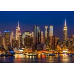 Puzzle  Bluebird-Puzzle-70450 New York by Night