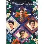 Puzzle  Bluebird-Puzzle-70490 Frida Kahlo