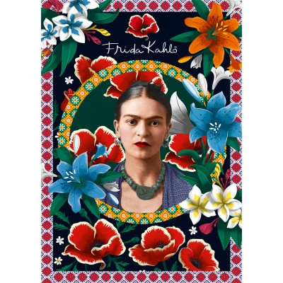 Puzzle Bluebird-Puzzle-70492 Frida Kahlo