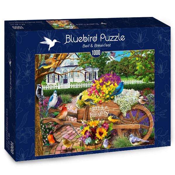 Bed & Breakfast 1000 piece jigsaw puzzle