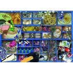 Puzzle   Blue Collection