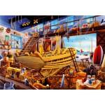 Puzzle   Boat Yard