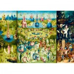 Puzzle   Bosch - The Garden of Earthly Delights