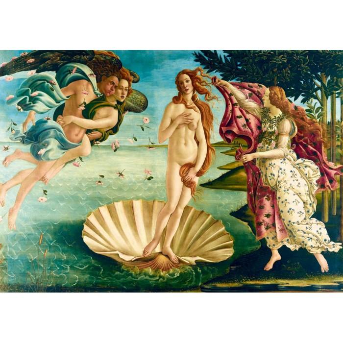 Botticelli - The birth of Venus, 1485