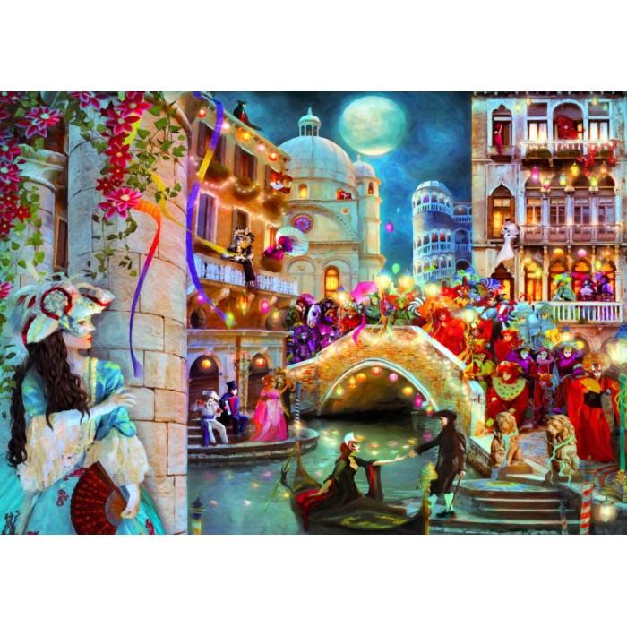 Carnival Moon Puzzle 3000 pieces