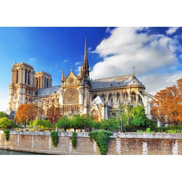 Cathédrale Notre-Dame de Paris Puzzle 1000 pieces
