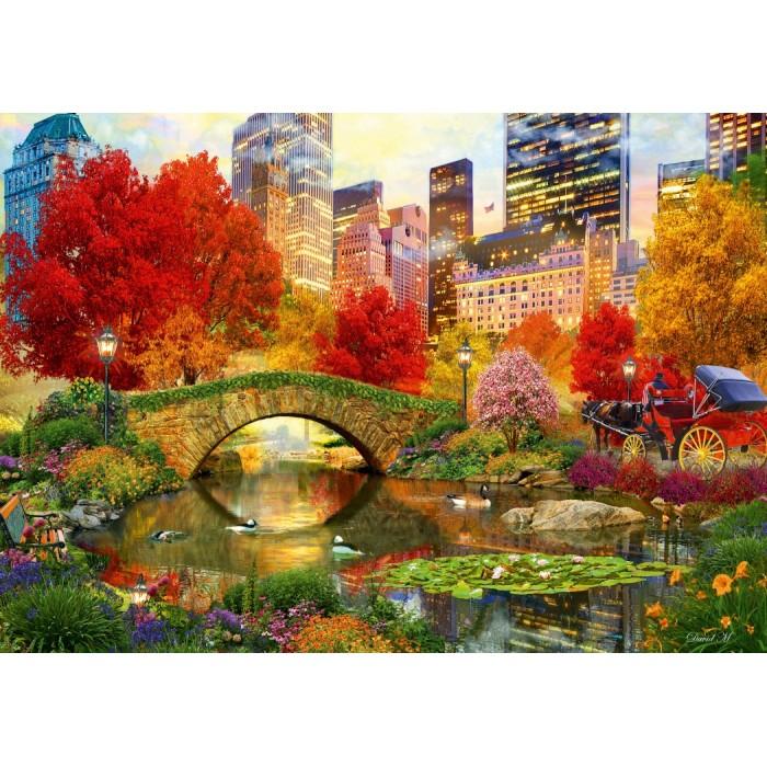 Central Park NYC Puzzle 4000 pieces
