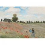 Puzzle   Claude Monet - Poppy Field, 1873