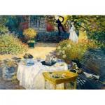 Puzzle   Claude Monet - The Lunch, 1873