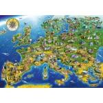 Puzzle   European Landmarks
