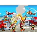 Puzzle   Fire Rescue Team