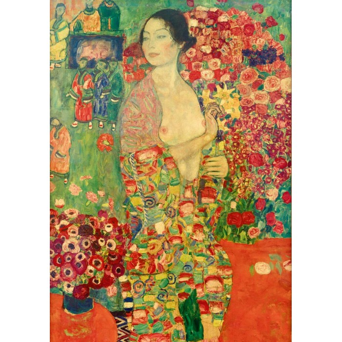 Gustave Klimt - The Dancer, 1918