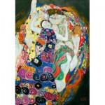 Puzzle   Gustave Klimt - The Maiden, 1913