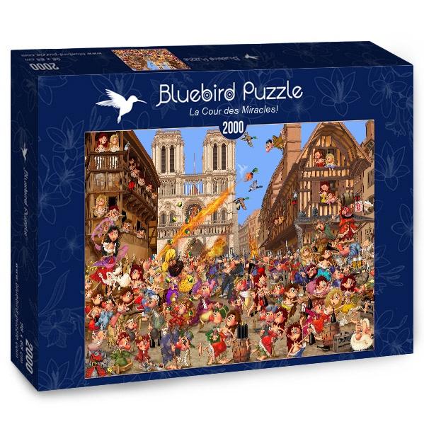 La Cour des Miracles! 2000 piece jigsaw puzzle