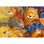 Puzzle   Leonine Tapestry