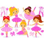 Puzzle   Little Ballerinas