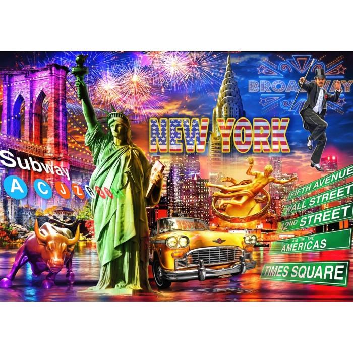 New York Puzzle 3000 pieces