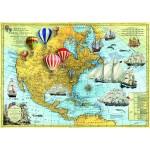 Puzzle   North America