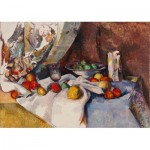 Puzzle   Paul Cézanne - Still Life with Apples, 1895-1898