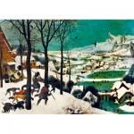 Puzzle   Pieter Bruegel the Elder - Hunters in the Snow (Winter), 1565