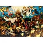 Puzzle   Pieter Bruegel the Elder - The Fall of the Rebel Angels, 1562