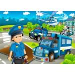 Puzzle   Police Rescue Team