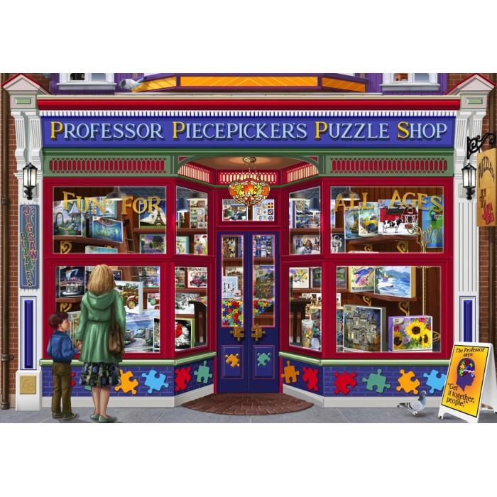 Professor Puzzles 1500 pieces