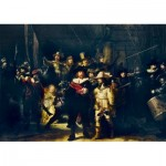 Puzzle   Rembrandt - The Night Watch, 1642