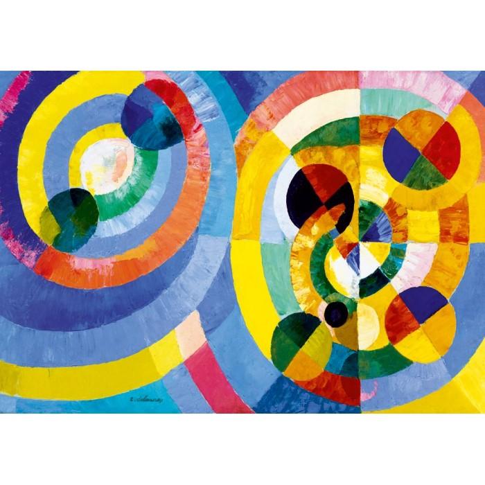 Robert Delaunay - Circular Forms, 1930