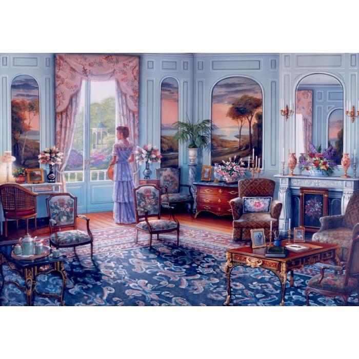 Romantic Reminiscence Puzzle 1000 pieces