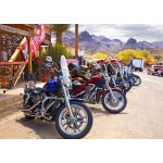 Puzzle   Rt 66 Fun Run Oatman Motorcycles 4-16 8377