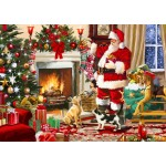 Puzzle   Santa Interior