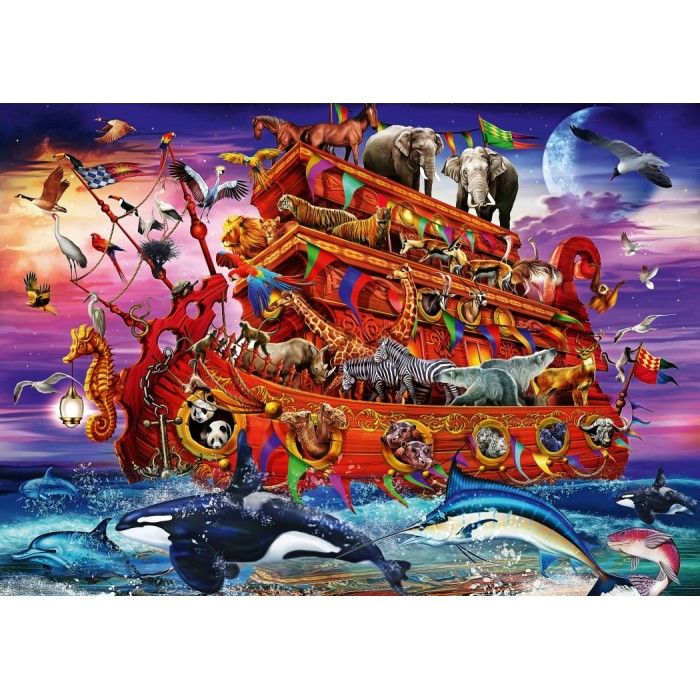 The Ark Puzzle 1000 pieces