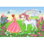 Puzzle   The Princess and the Unicorn