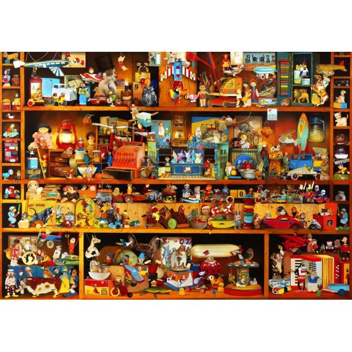 Toys Tale Puzzle 1000 pieces