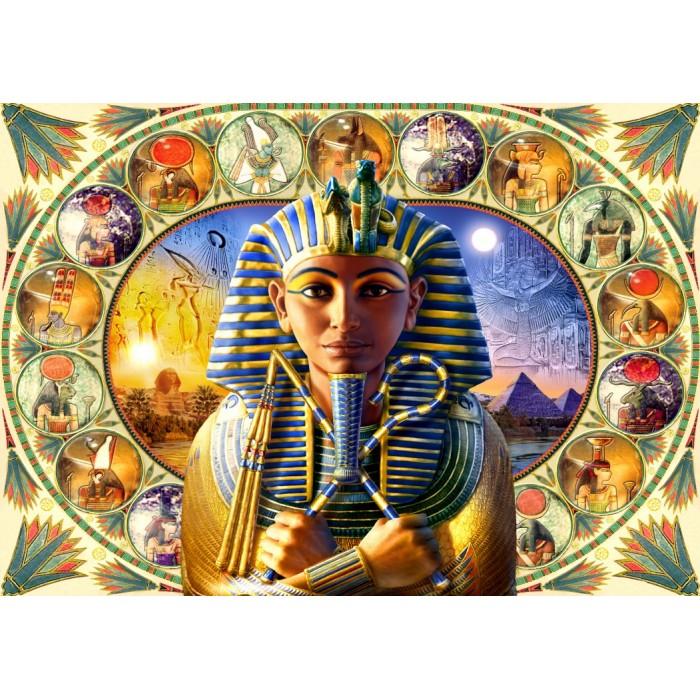 Tutankhamun Puzzle 1000 pieces