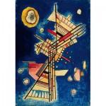 Puzzle   Vassily Kandinsky - Dunkle Kühle (Fraîcheur sombre), 1927