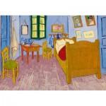 Puzzle   Vincent Van Gogh - Bedroom in Arles, 1888