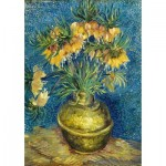 Puzzle   Vincent Van Gogh - Imperial Fritillaries in a Copper Vase, 1887