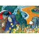 Puzzle   Vincent Van Gogh - Memory of the Garden at Etten (Ladies of Arles), 1888