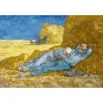 Puzzle   Vincent Van Gogh - The siesta (after Millet), 1890